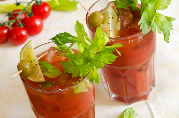 Bloody Mary mix recipe