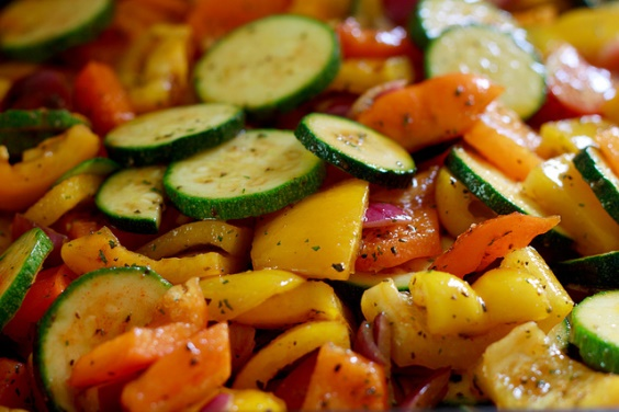 Make Vegetable Dishes Savory