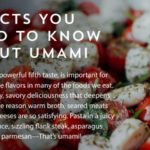 5 facts about umami