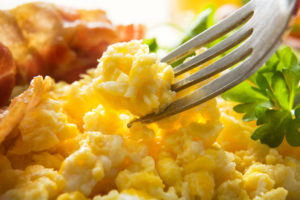 umami scrambled eggs